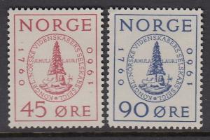Norway 380-1 mint