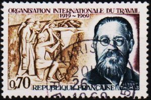 France. 1969 70c  S.G.1841 Fine Used