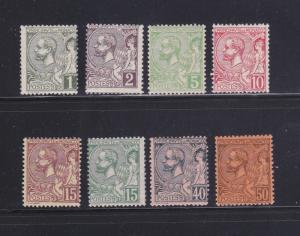 Monaco 11-12, 14, 16, 18-19, 22-23 MHR Prince Albert I (A)