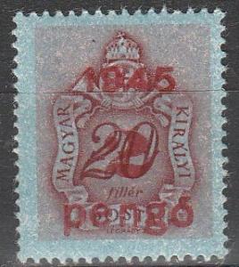 Hungary #J180  MNH (K1564)