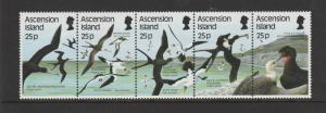 Ascension 1987 Sea Birds, 1st Series UM/MNH SG 442a