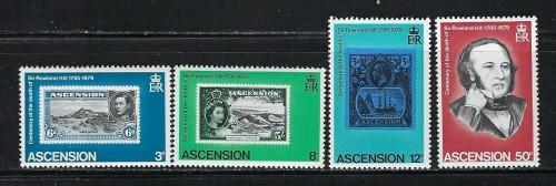 Ascension 247-50 NH 1979 Rowland Hill Issue