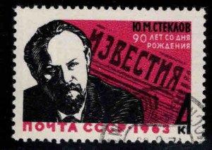 Russia Scott 2815 Used