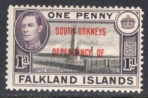 FALKLAND ISLANDS SCOTT 4L2