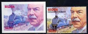 St Vincent - Bequia 1986 Locomotives & Engineers (Lea...