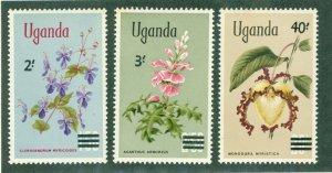 UGANDA 130-132 MH CV$ 25.40 BIN$ 11.50