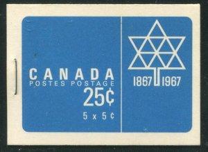 CANADA COMPLETE BOOKLET BK52e