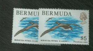 Bermuda #379 (2) MINT F-VF OG NH Cat $20
