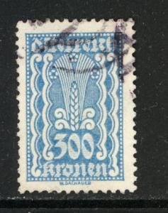 Austria 1922  Scott #275 used