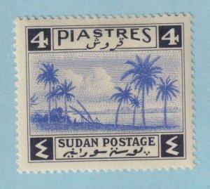 SUDAN 73  MINT HINGED OG * NO FAULTS EXTRA FINE!