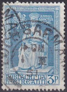 Ireland #143 F-VF Used CV $12.50  (A19829)