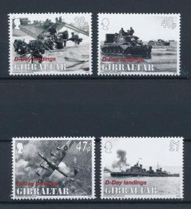 [81104] Gibraltar 2004 Second World war D-day Landings MNH