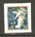 #3012 Midnight Angel Booklet Single Mint NH
