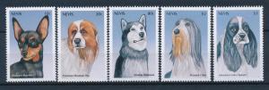 [35306] Nevis 2000 Animals Dogs MNH
