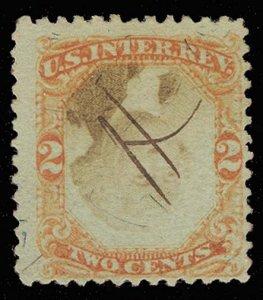 U.S. REV. THIRD ISSUE R151a  Used (ID # 99417)