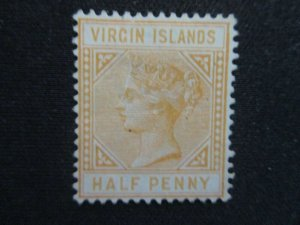 Virgin Islands #12 Used WDWPhilatelic (J8N6)