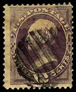 U.S. BANKNOTE ISSUES 151  Used (ID # 37254)