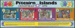 Pitcairn Islands #191a MNH Souvenir Sheet