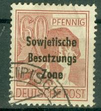 Germany - Russian Zone - Scott 10N14