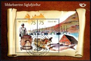 Iceland #1195  F-VF Used CV $2.50 (X9637)