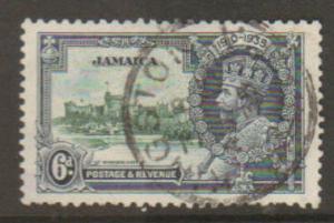 Jamaica #111 Used