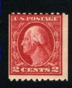 USA #411   Mint 1912 PD