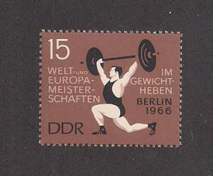 GERMANY - DDR SC# 856 VF MNH 1966