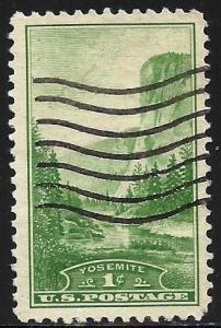 United States 1934 Scott# 740 Used