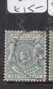 British East Africa SG 69 VFU (5dgv)