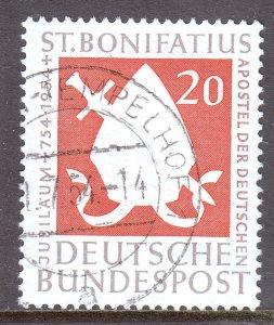Germany - Scott #724 - Used - SCV $4.50