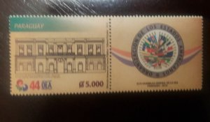 O) 2014 PARAGUAY, OEA -PALACIO BENIGNO LOPEZ -XIX CENTURY ARCHITECTURE,