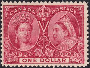 CANADA 61 FVF NH  (102218)