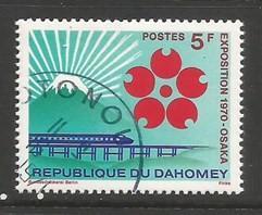 DAHOMEY 270 VFU EXPO Z3838-1