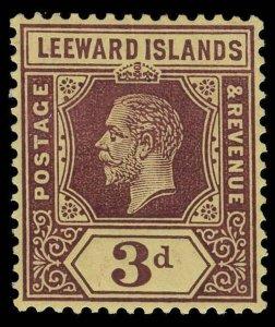 Leeward Islands Scott 58-60 Gibbons 51a-57a Mint Set of Stamps