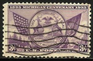 United States 1935 Scott# 775 Used