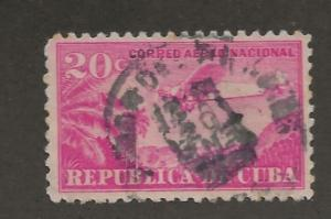 CUBA  SC  #    C14 USED