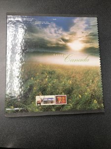 CANADA 1998 Year Book Stamp Collection, A ful set of Canadian stamps.