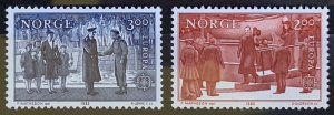 Norway 1982 #805-6 MNH. Europa
