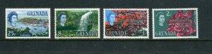 Grenada MNH 237-40 Associated Statehood Nature 1967