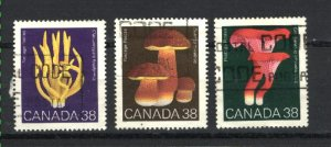 Can #1245-47   -2    used VF 1989 PD