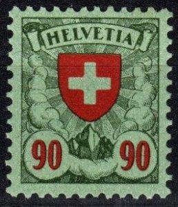 Switzerland #200 F-VF Unused CV $24.00  (P40)