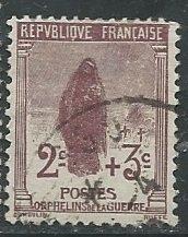 France ||  Scott # B3 - Used