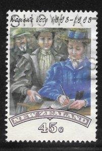 New Zealand Used  [9297]