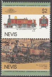 Nevis #218 MNH (K842)