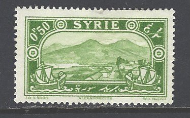 Syria Sc # 175 mint hinged (RS)