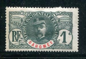 Dahomey #17 mint - Make Me An Offer