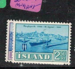 Iceland SC 338-9 MOG (2eti)