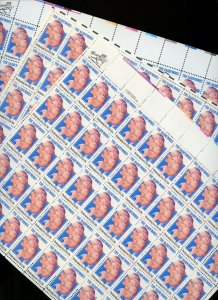 US Scott 2012 The Barrymores  THREE Mint NH sheets of 50   (WHOLESALE)