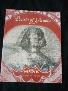 SPINK AUCTION CATALOGUE 2011 PEARLS OF ARABIA - ALGERIA TUNISIA & MOROCCO