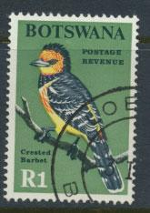 Botswana   SG 232 Used PO Cancel
